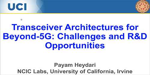 Transceiver Architectures for Beyond-5G: Challenges and R&D Opportunities