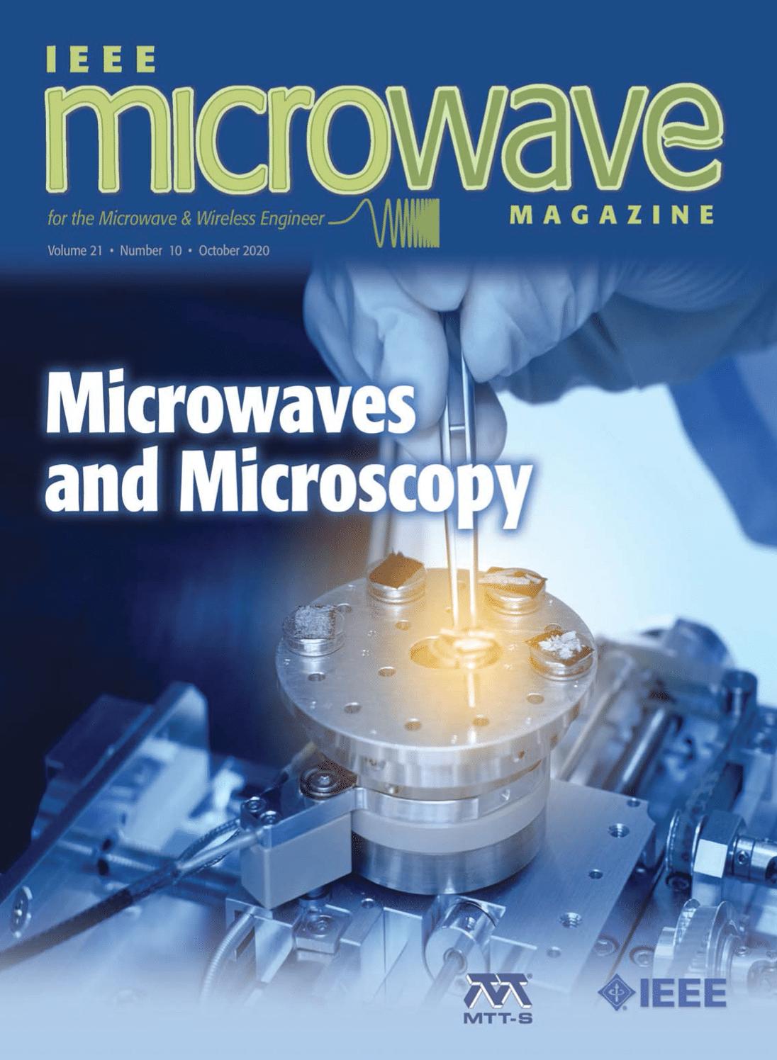 Microwave Magazine October 2020 - MTT-S